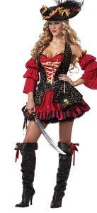 Spanish Pirate halloween Costume